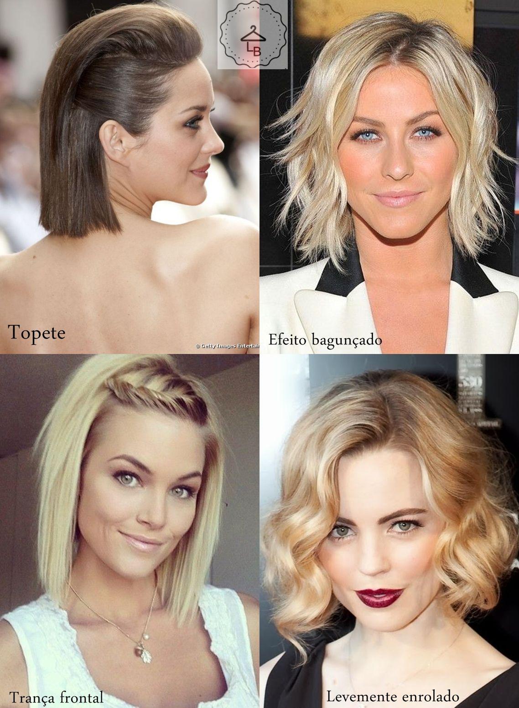cabelos curtos 2015 em mulheres