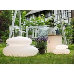 Photo of Shining Stone Solar Led Gartenleuchte h 42 8 Seasons Design8 Seasons Design