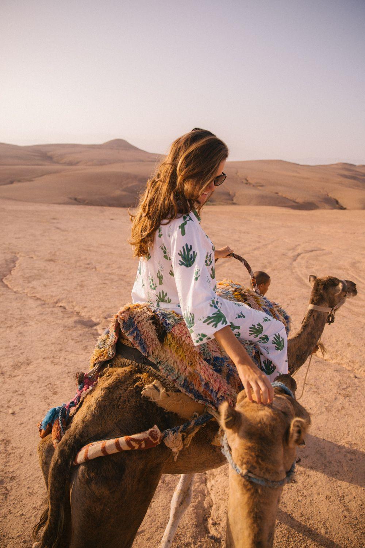 Desert Camping, Morocco - The Londoner