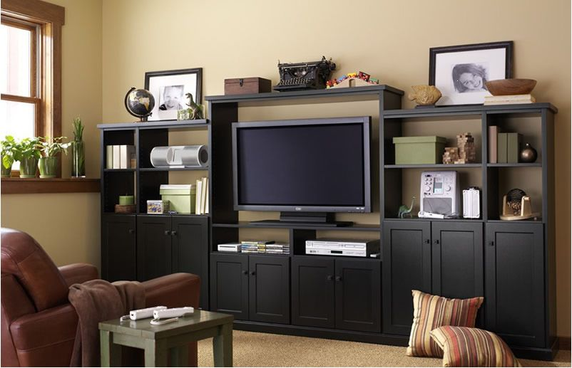 Pin by Trish Sucher on ENTERTAINMENT CENTER IDEAS | Pinterest ...