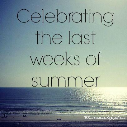 Delightful Goodbye Summer Quotes | Saying Goodbye Sad To Wave Goodbye....what