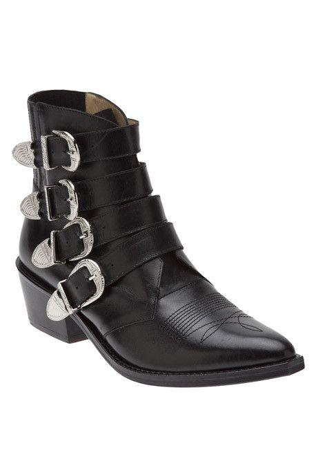 Recommend Discount pointed western-style boots - White Toga Archives Shop Sale Online j3o4p