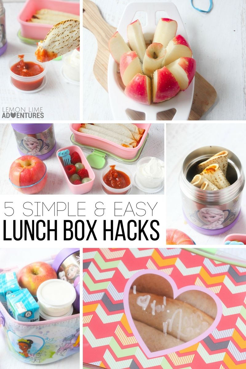 5 Simple Lunch Box Hacks That Make Life Easier
