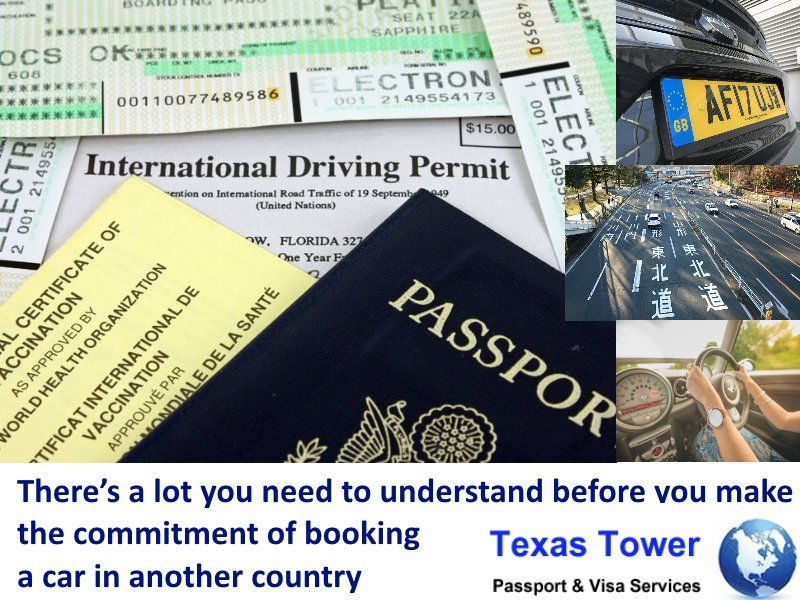 Not only do we expedite US passports and visas. We also
