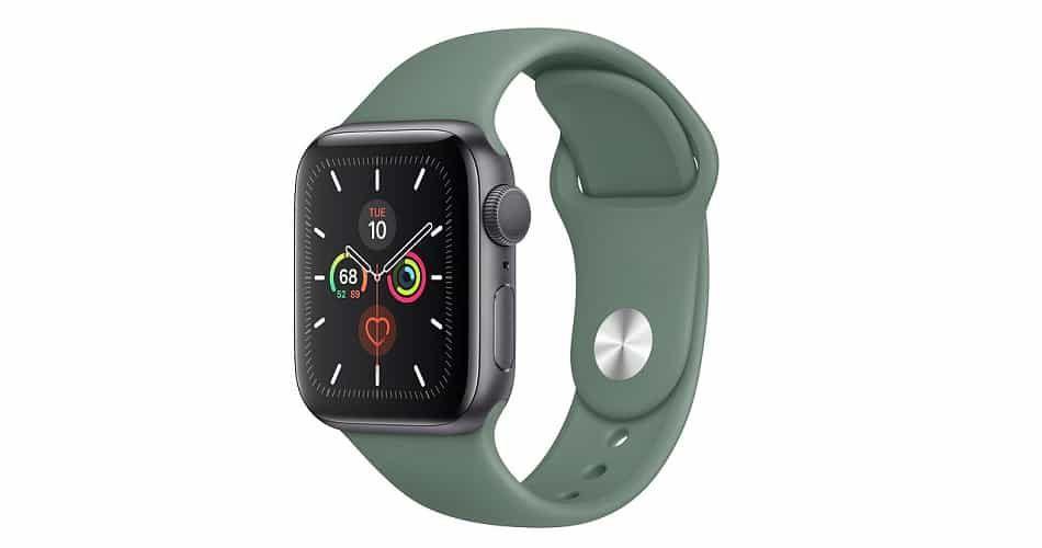 Apple Watch Series 5 Aluminum (WiFi) Full Specification