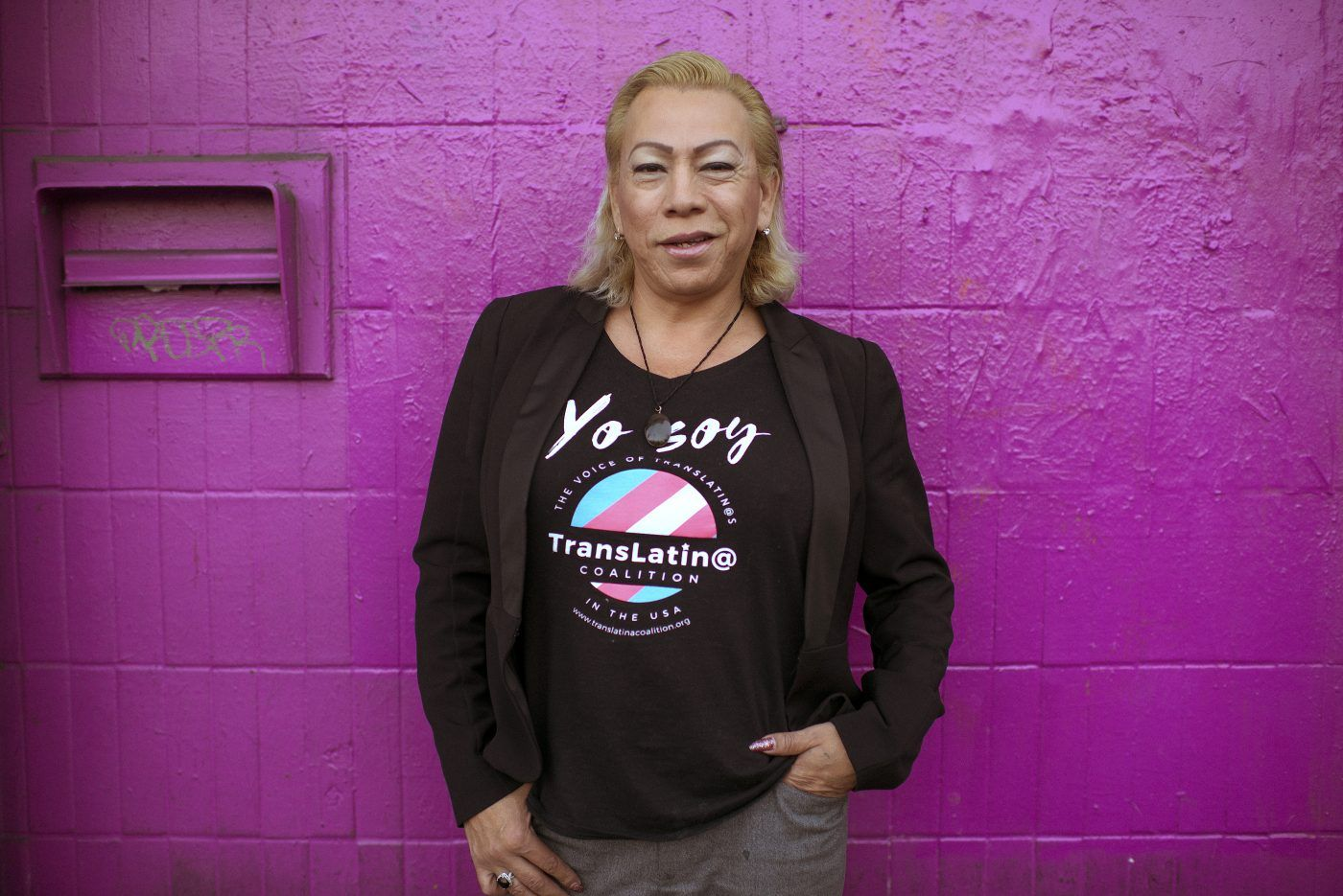 This Is What It's Like To Be A Trans Latinx Activist In