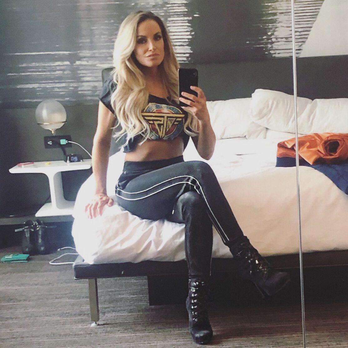 Hottest Trish Stratus Sexy Bikini Pictures Will Win Your
