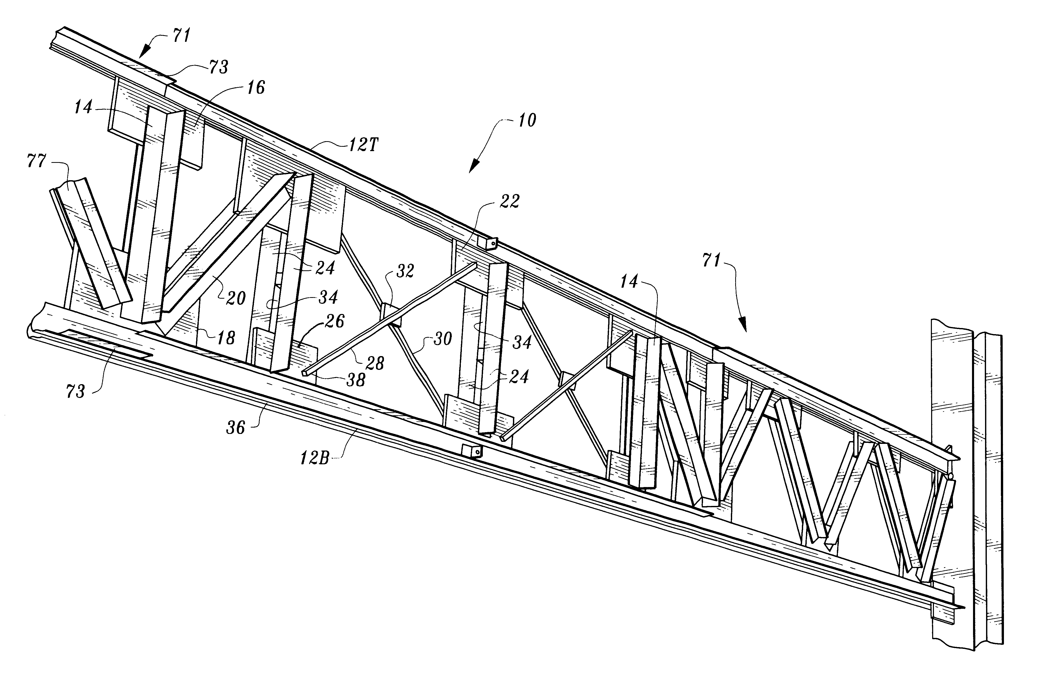 Image Result For Connect Open Web Girder To Wide Flange