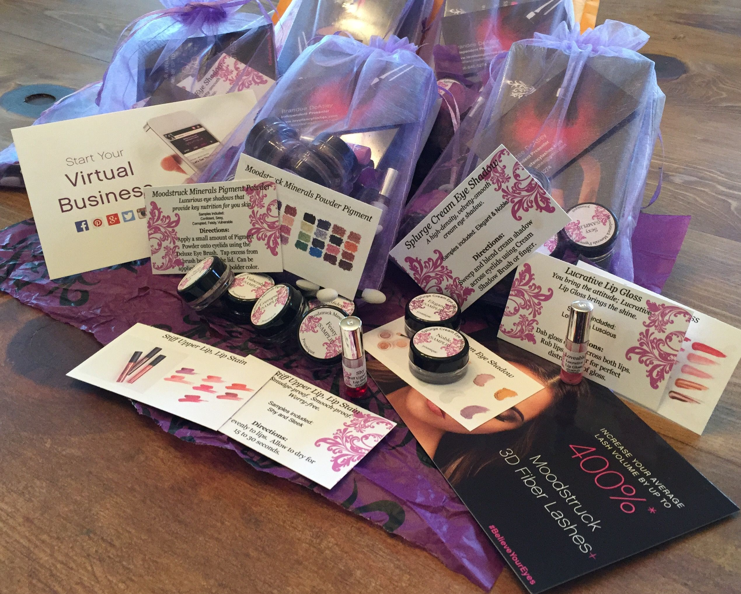 How to Get Free Makeup Samples and PR Packages From Companies ...