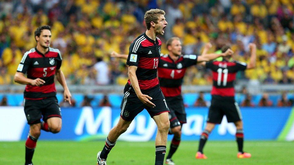 Brasil vs  Alemania (Foto: FIFA) | Mundial Brasil 2014