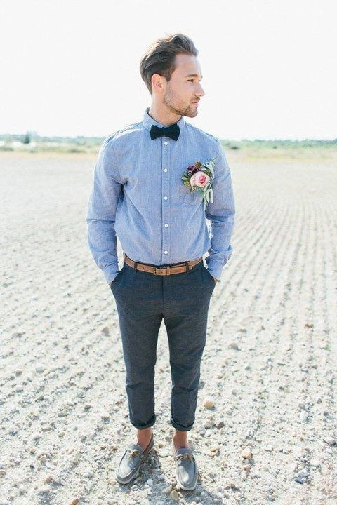 4a66368693c13 31 Coolest Boho Groom Attire Ideas | HappyWedd.com #PinoftheDay #coolest # boho