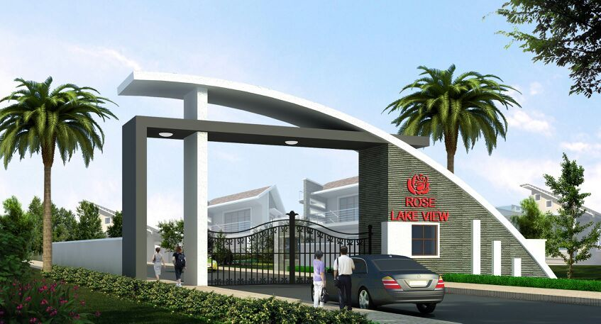 Entrance Gate Architecture Google Search Entrance Gates Design Entrance Design Condominium Entrance