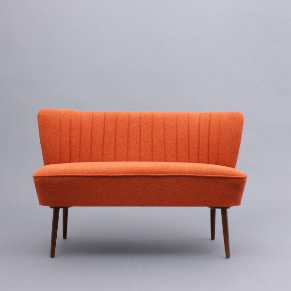 velvet point sitzm bel tische cocktailsofa im stil der 50er jahre orange karlsruhe. Black Bedroom Furniture Sets. Home Design Ideas