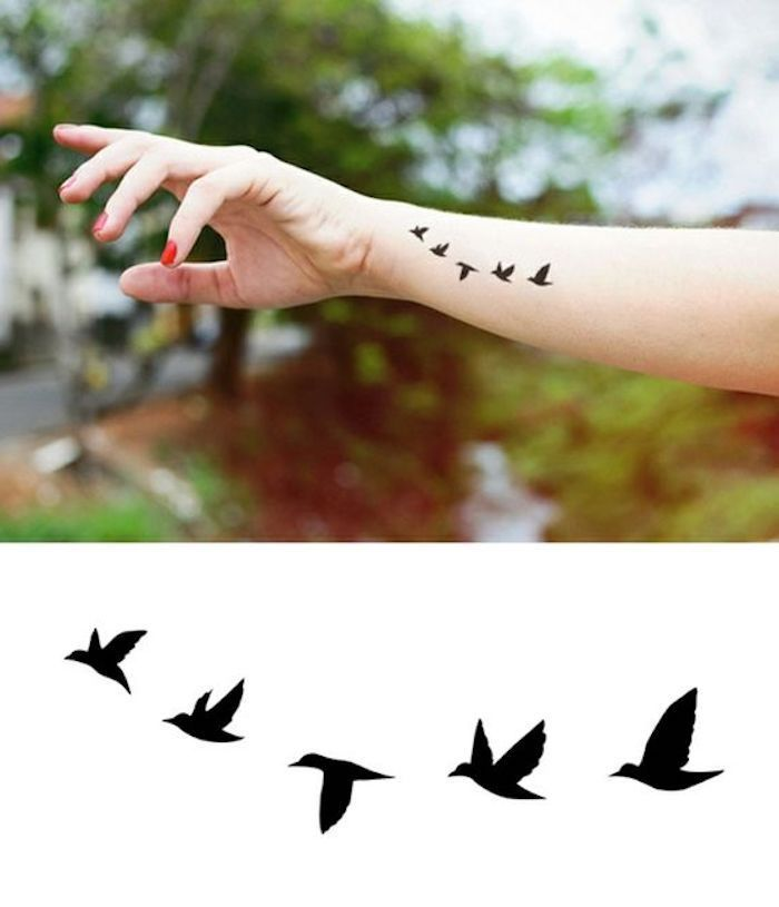 150 coole Tattoos für Frauen und ihre Bedeutung - #Bedeutung #coole #Frauen #für #Ihre #Tattoos #und #smallbirds