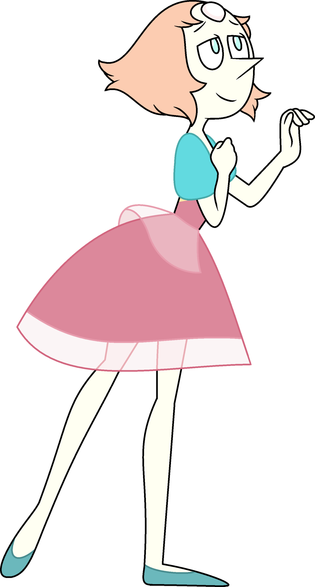 She Is A Small Jelly Bean Who Did Nothing And Deserves Everything Pearl Steven Universe Steven Universe Characters Steven Universe Comic