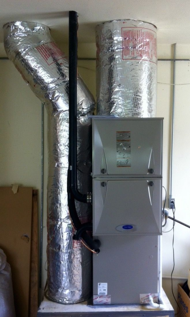 Pin by Andrew D Cooper Heating & Air on Installations