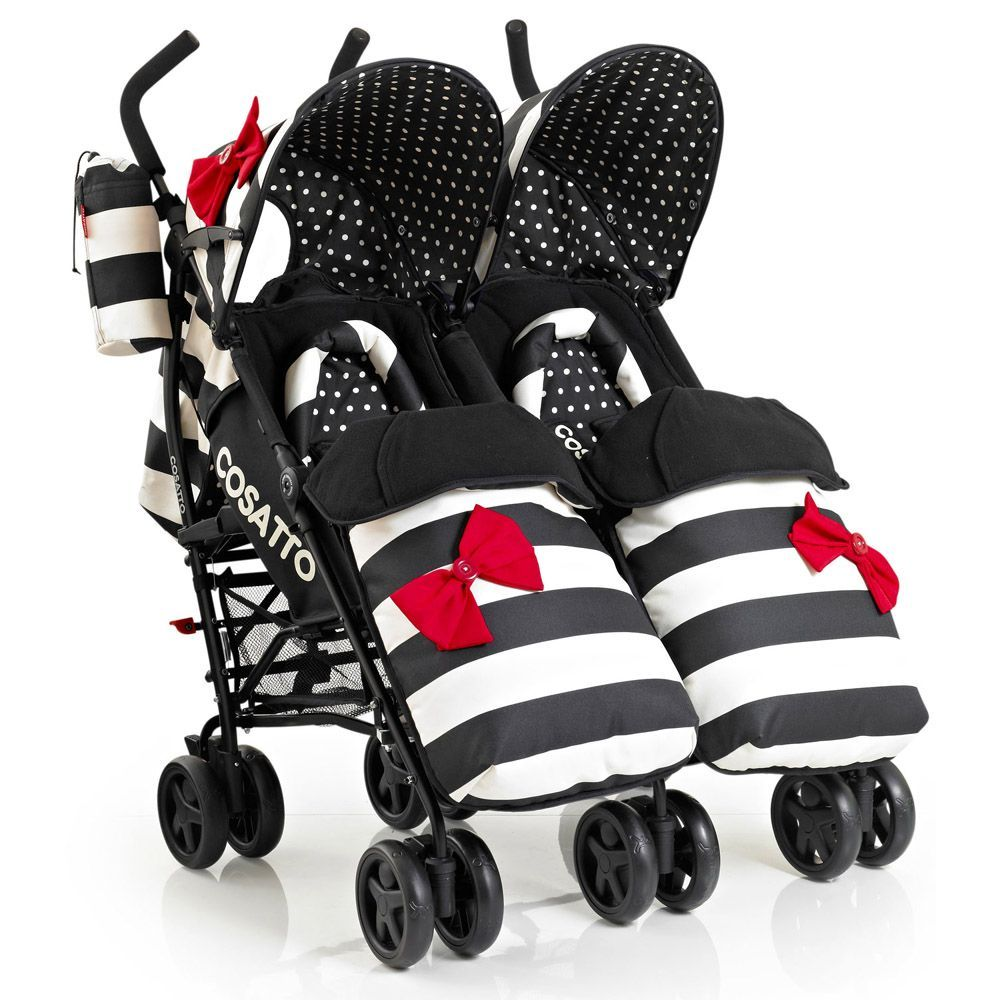 Twin Car Seat Stroller Systems | Baby & Co Bristol - Cosatto You 2 ...