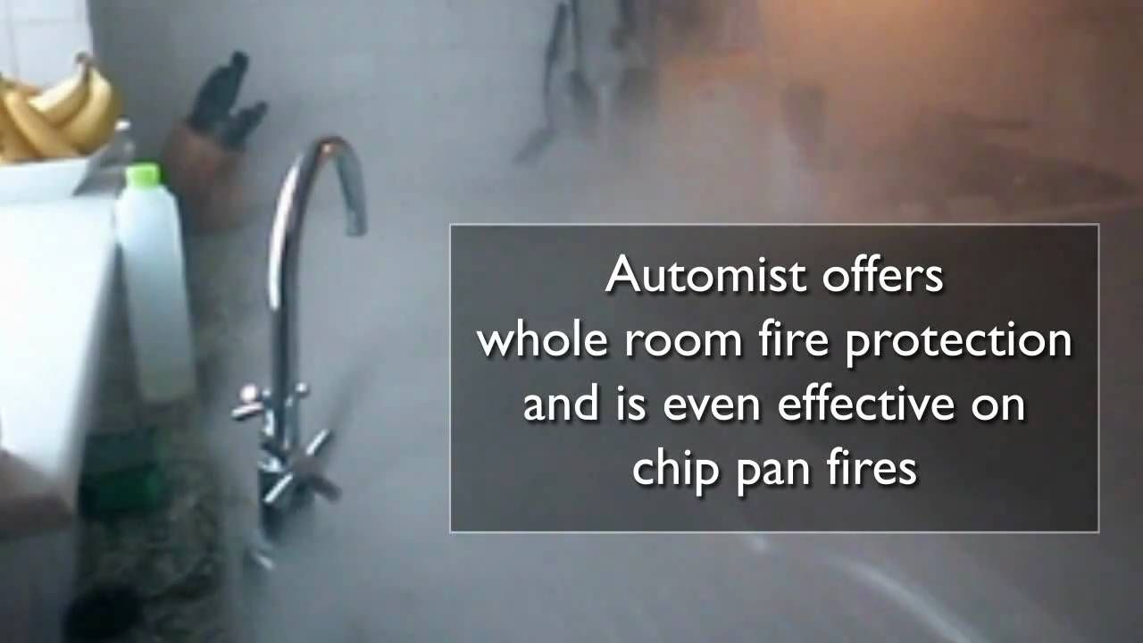 Automist A Fire Safety Device For The Home Plumis Fire