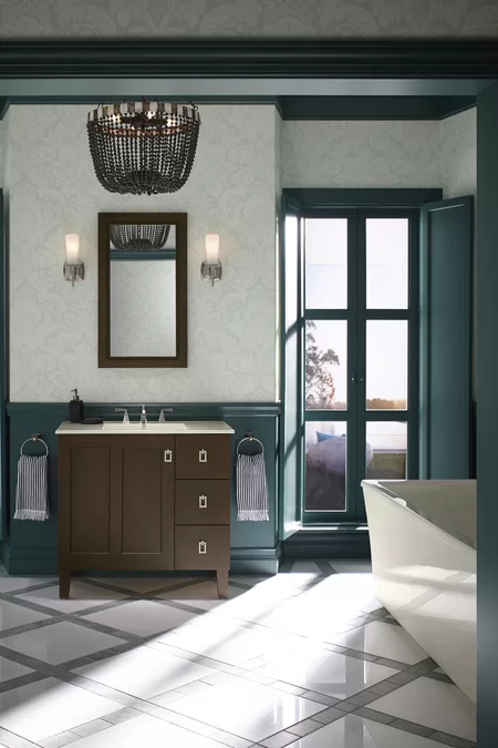 1000+ Glam, Modern, Traditional, Bathroom Design Ideas ...