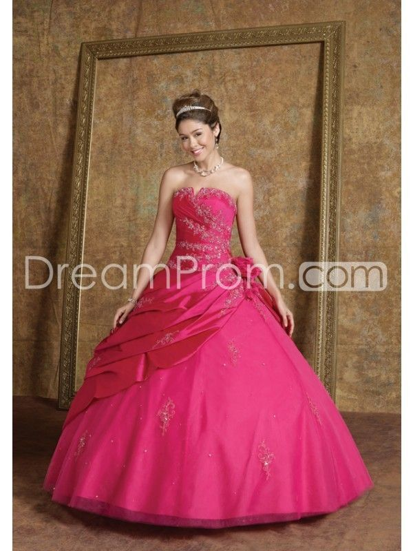 Quinceanera Ball Dress Sweet Sixteen Dress Designer Style MBD8287 ...