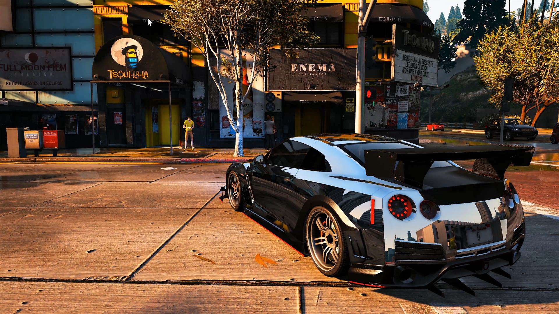 GTA 6 Ultra Realistic Graphics 4K 60FPS NaturalVision