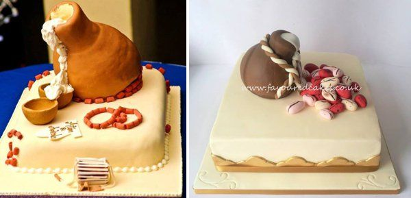 igbo traditional wedding cakes pictures gourd inspired wedding cakes for weddings in 16309