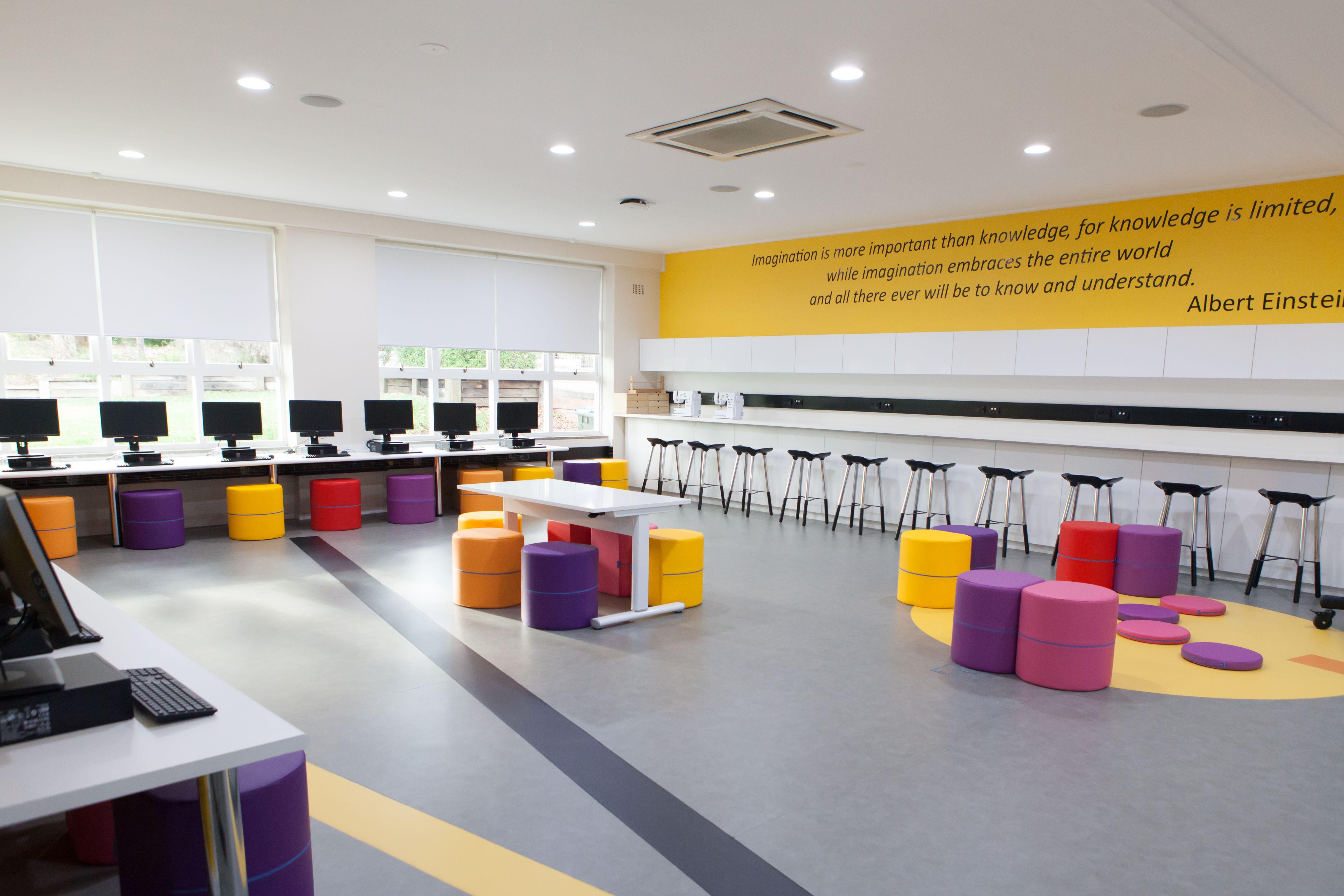 Abbotsleigh Private Girls School Sydney Junior School Workplace