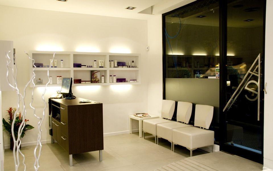 D interior Peluqueria Altual Estilistes | Hairdressing | Pinterest ...