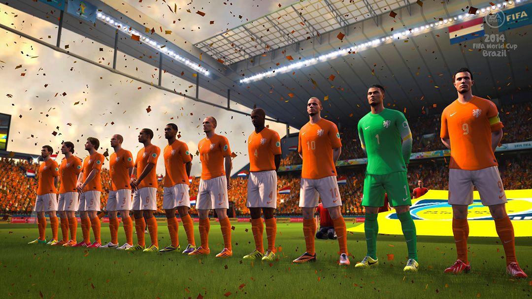2014 Fifa World Cup Brazil Teams Xbox 360 One X360 Xone Playstation 3 4 Ps3 Ps4 Ps2 Pc Ea Sports Fifa Fifa World Cup Ea Sports