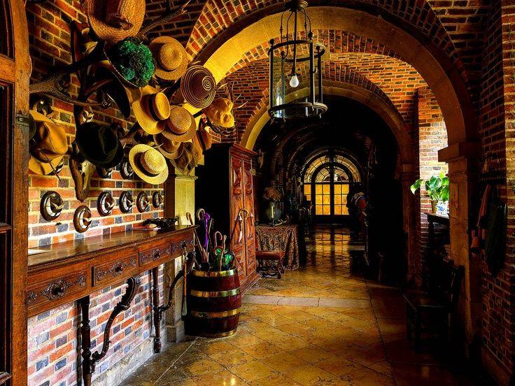 Courances Chateau Interior Images | The Château De Courances At Courances  Essonne Is A French Château