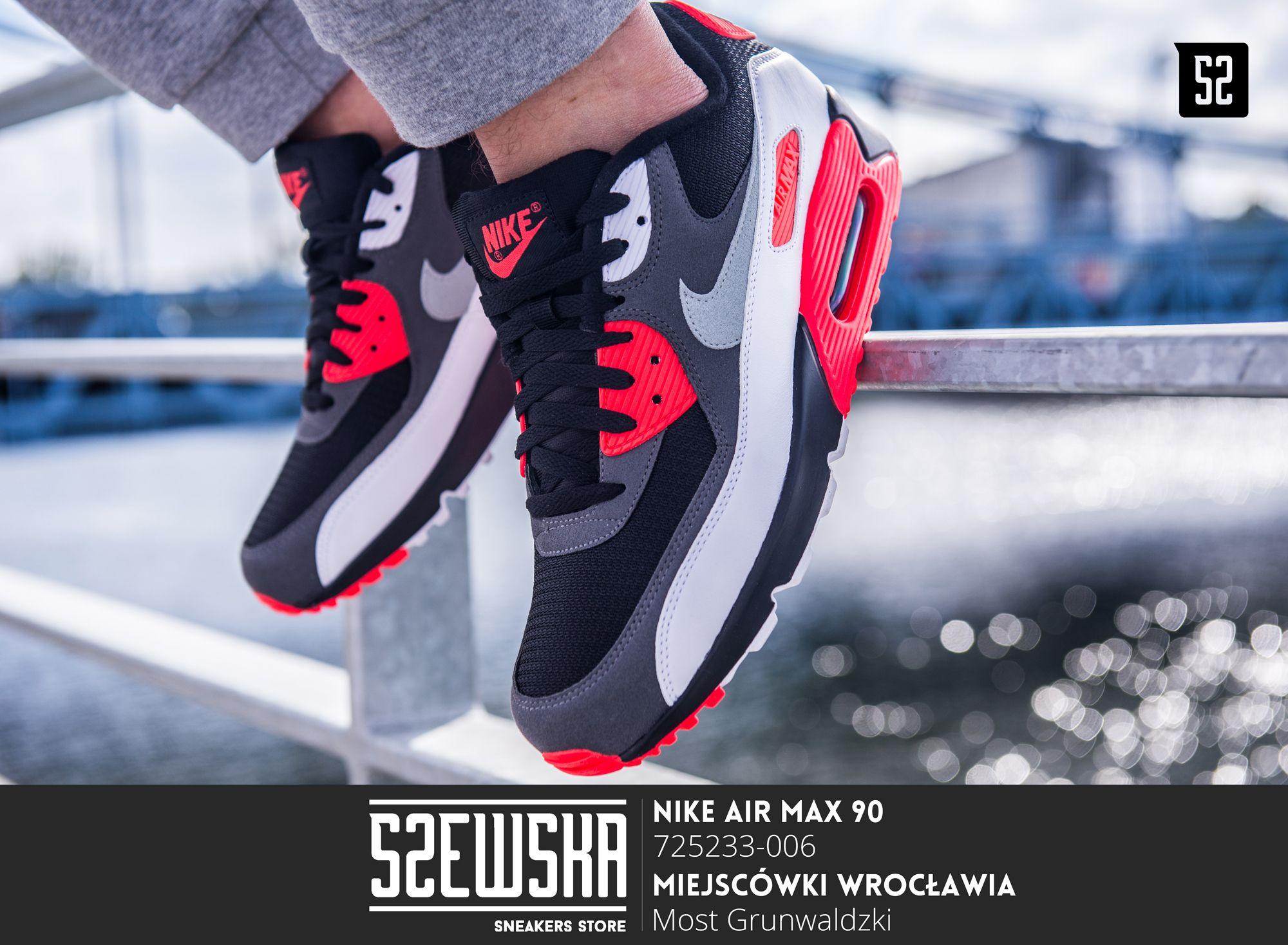 Nike Air Max 90 725233 006 Szewska Sneakers Store E Szewska Pl Nike Air Max Nike Air Max 90 Sneaker Stores