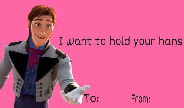 27 Disney Valentineu0027s Cards That Will Ruin Your Childhood