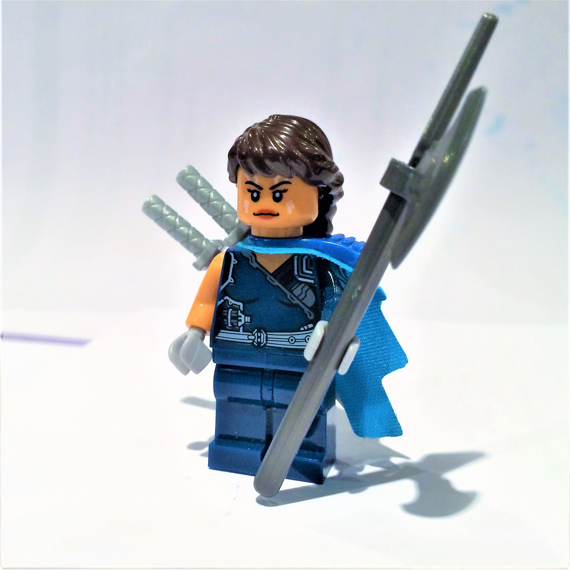 Valkyrie Minifigure Printed on LEGO Parts Custom Printed on LEGO Parts