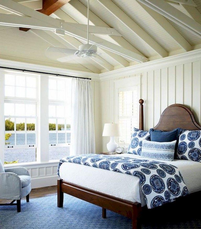 37 Amazing Navy Master Bedroom Decor Ideas Master Bedrooms Decor Navy Master Bedroom Farmhouse Master Bedroom