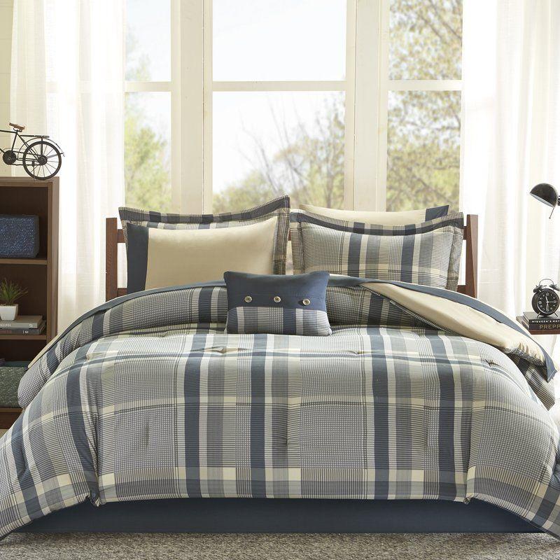 Adelyn Comforter Set Comforter sets, Full size bed
