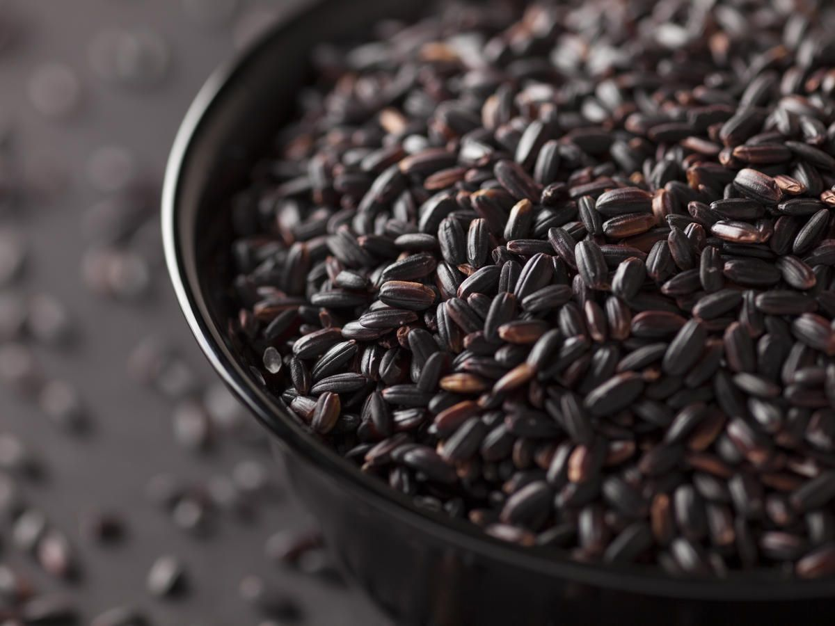 10 Types of Rice—and What to Do With Them | Black rice ...