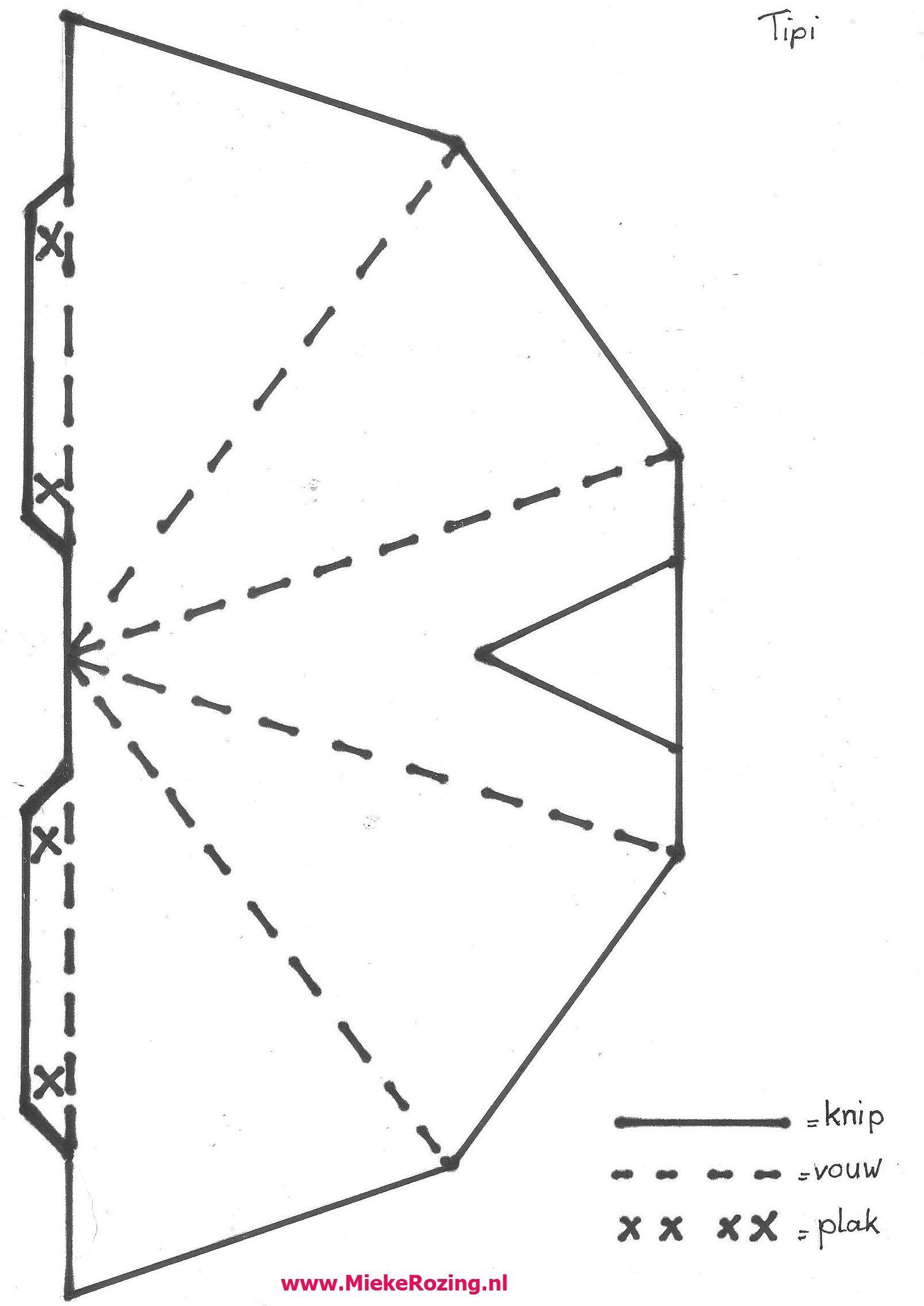 Basis Voor Tent In De Prehistorie Historyland