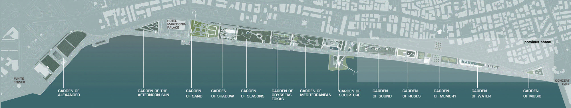 Gallery of New Waterfront of Thessaloniki / Nikiforidis-Cuomo Architects - 32