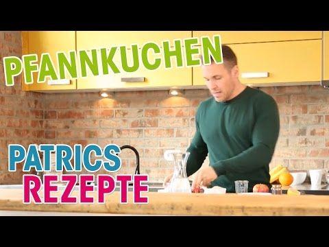 Pfannkuchen Mit Warmen Apfelmus Einfache Und Schnelle Rezepte Mit Patric Heizmann Youtube Pfannkuchen Rezepte Schnelle Rezepte
