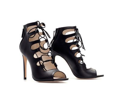 1000  images about shoes *__* on Pinterest | Wraparound, Zara and ...