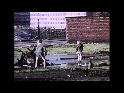 Old view of Salford - YouTube
