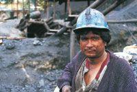 La extracción de carbón es una de las actividades mineras importantes de la región.