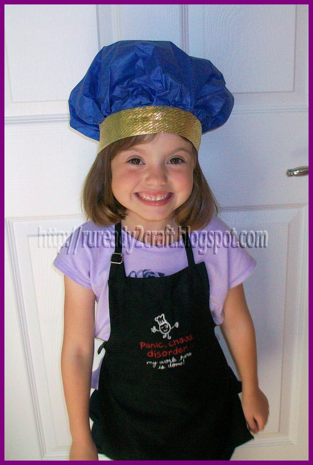 Chef or Artist Beret or Genie Costume Hats for Fun