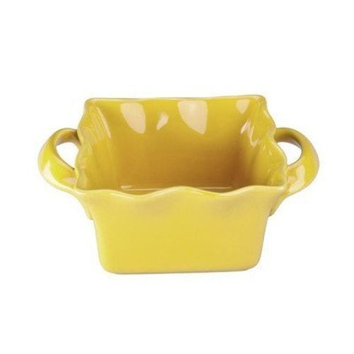 Wavy Square Baker [Set of 2] Color: Sun * Discover this special product, click the image : Roasting Pans