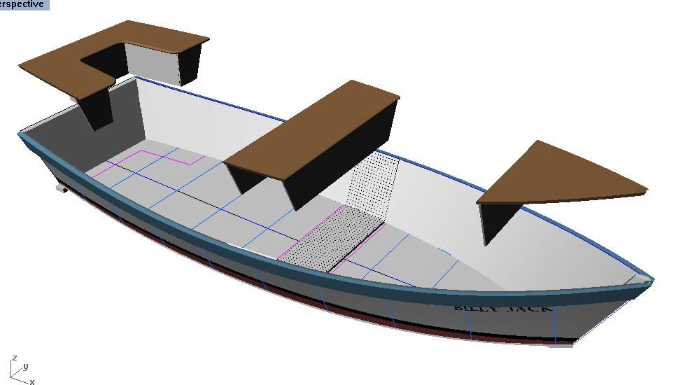 Cardboard boat plans | MICS Little Mermaid Ideas | Pinterest ...