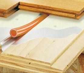 Radiant Floor Heating 101 Bob S Blogs