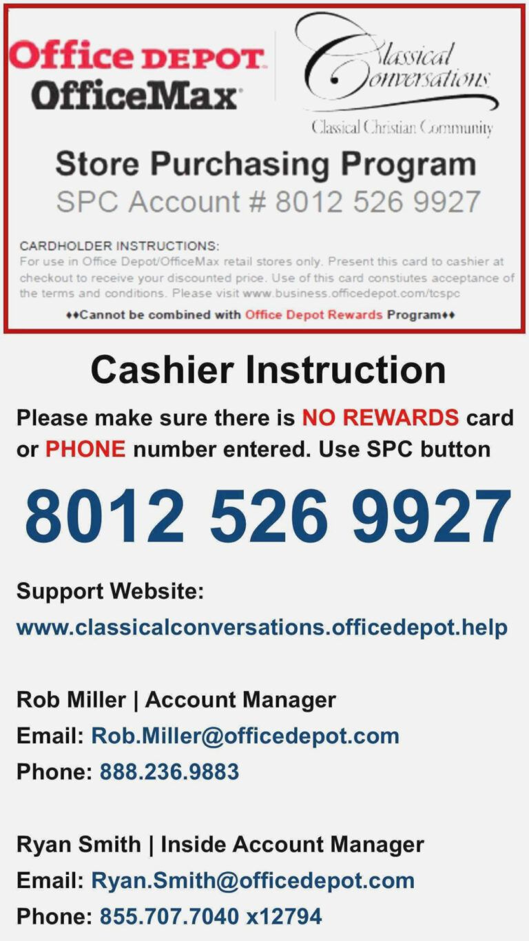 Top 15 Trends In Office 2020 Office Depot Business Cards