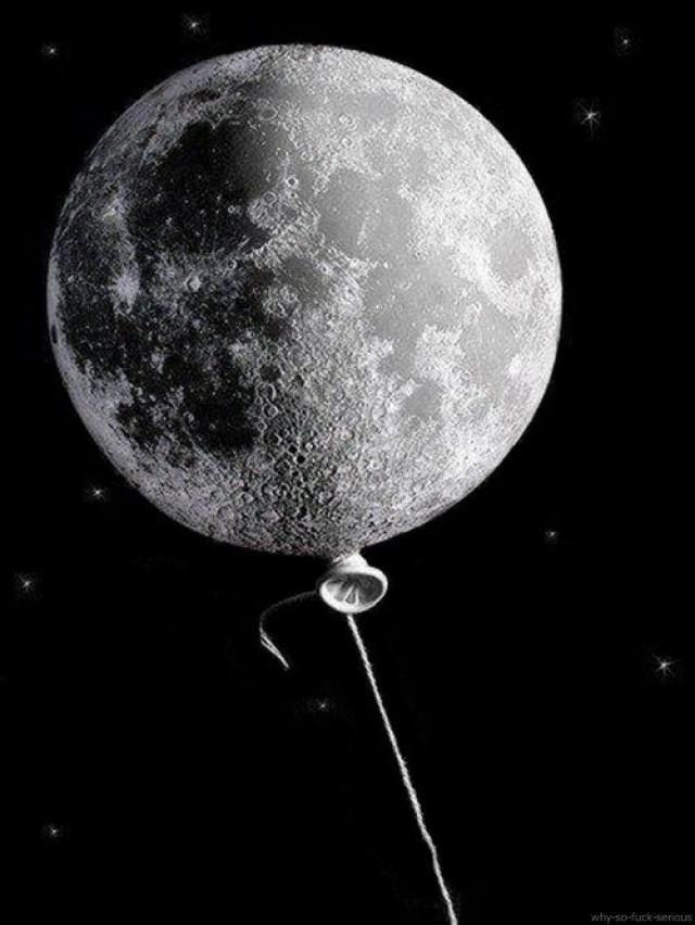 moon balloon junior pinterest moon illustrations and