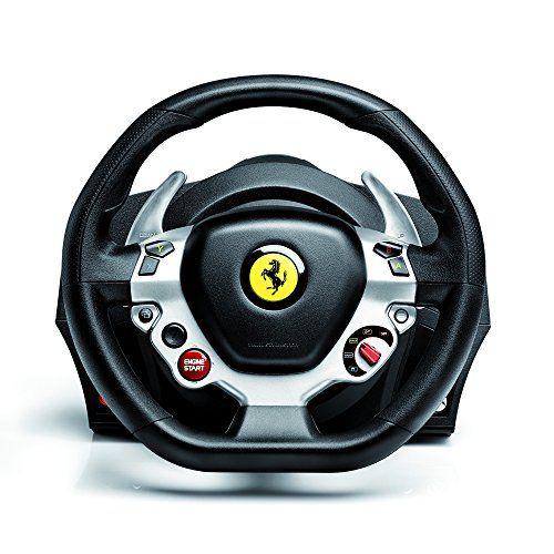 Thrustmaster Tx Racing Wheel Ferrari 458 Italia Edition Xbox One Racing Wheel Ferrari 458 Ferrari 458 Italia
