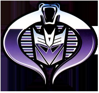 Actionfigurefernandez S Image Decepticon Logo Gi Joe Decepticons